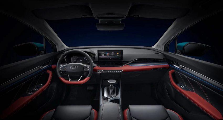 吉利帝豪S中国首发登场, 4月25日开卖, 价格从5.47万起 Image #150990