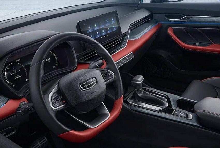 吉利帝豪S中国首发登场, 4月25日开卖, 价格从5.47万起 Image #150991