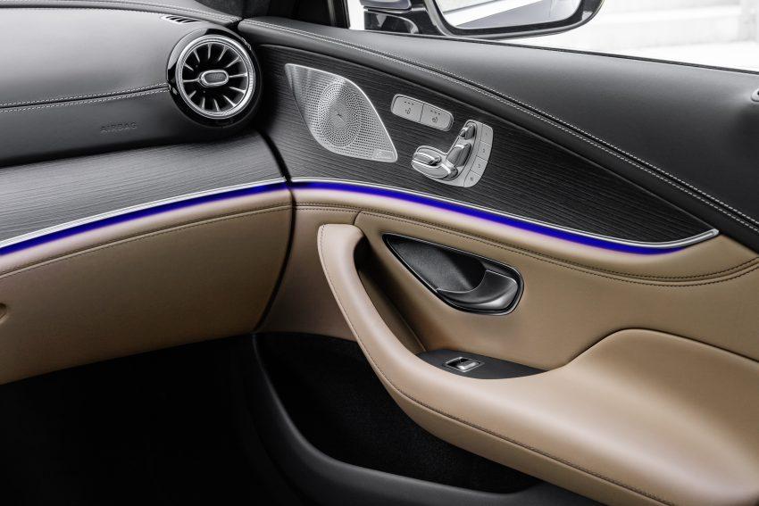 2022 Mercedes-AMG GT 4-Door Coupé 小改款官图发布 Image #156606