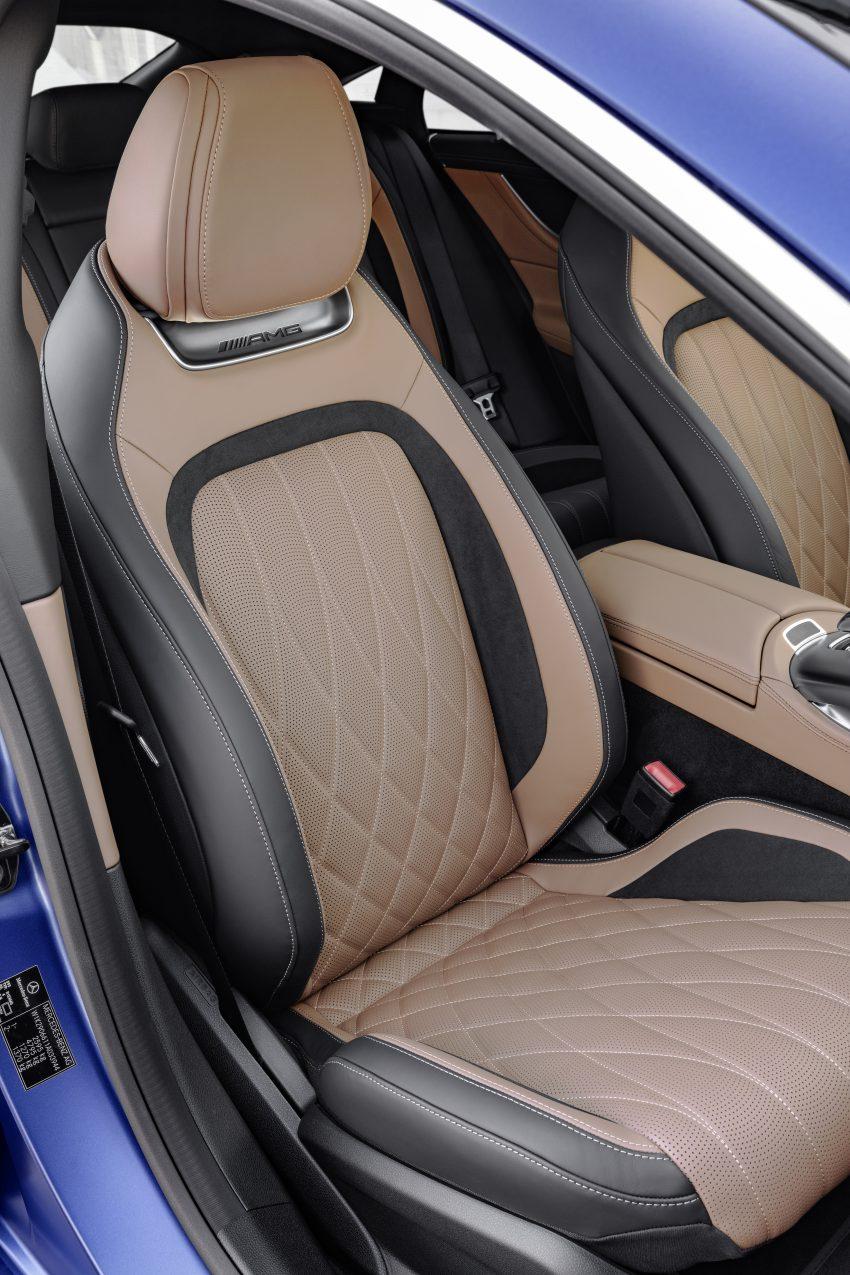 2022 Mercedes-AMG GT 4-Door Coupé 小改款官图发布 Image #156608