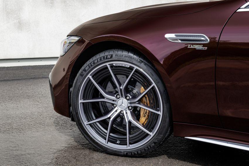 2022 Mercedes-AMG GT 4-Door Coupé 小改款官图发布 Image #156582