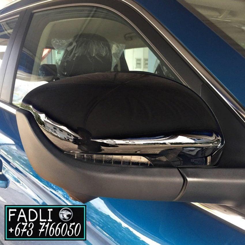 限量2,000辆, 蓝黑/红黑混搭车身, Proton X70 SE 近期上市 Image #157437