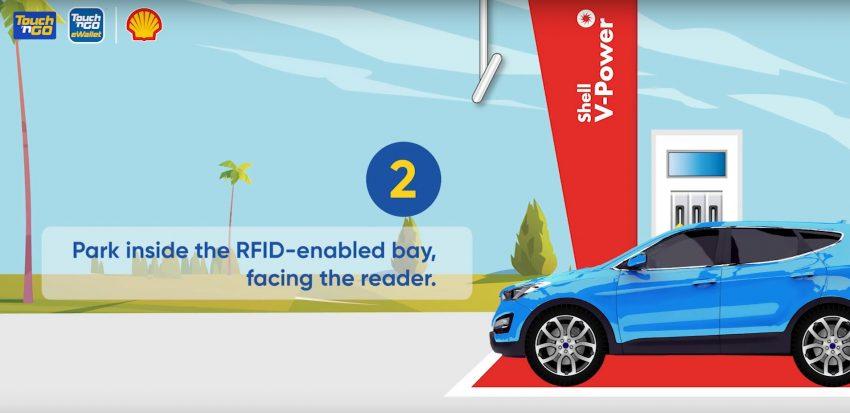 TnG RFID 添油服务开始试跑, 雪隆5家 Shell 油站可试用 Image #157797