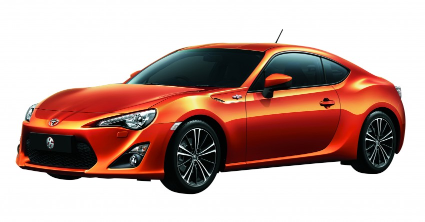 Toyota 86 officially launched in Malaysia – manual going for RM243k, auto RM249k – we try it! Image #110044