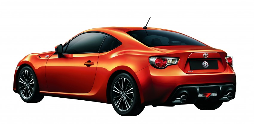 Toyota 86 officially launched in Malaysia – manual going for RM243k, auto RM249k – we try it! Image #110045