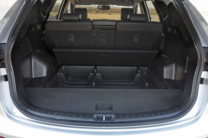 Hyundai Santa Fe – two wheelbase options for third-gen Image #99398