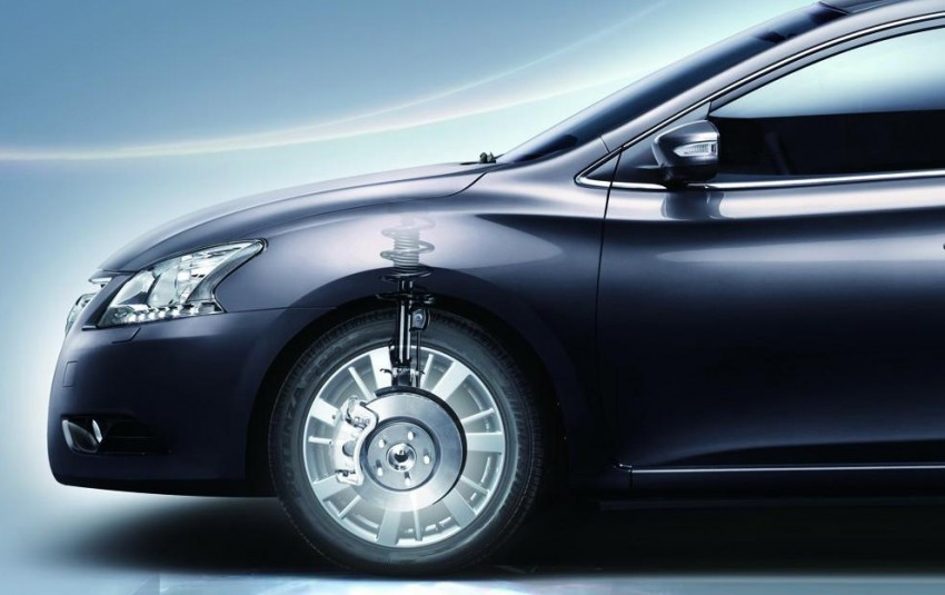 Nissan Sylphy launched in Thailand – new model gets improved 1.6, new 1.8, CVT; from 746,000 baht Image #127955
