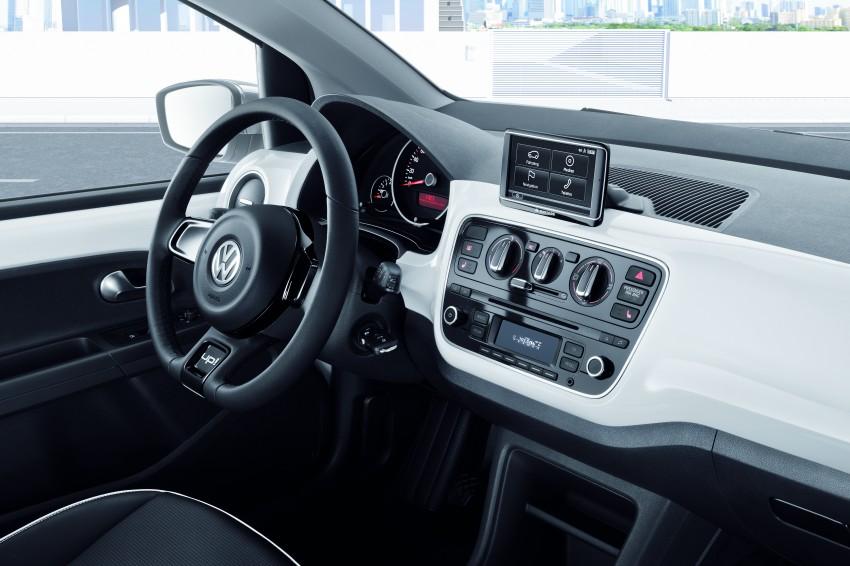 Volkswagen up! – production car debut at Frankfurt 2011 Image #69812