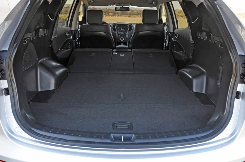 Hyundai Santa Fe – two wheelbase options for third-gen Image #99399