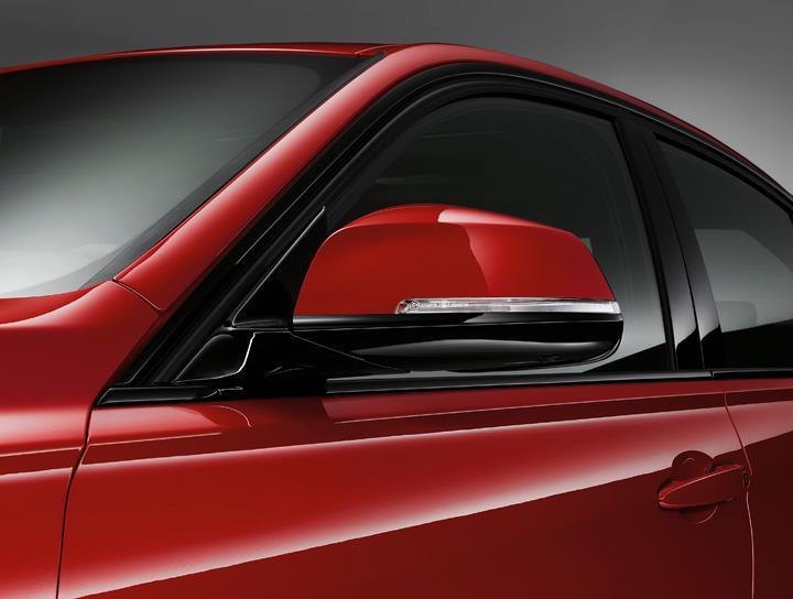 BMW F30 3 Series unveiled: four engines at launch, three equipment lines, market debut in Feb 2012 Image #72719