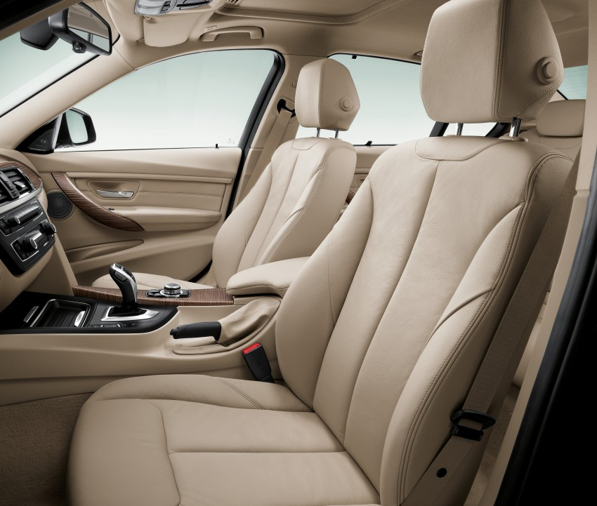 Long wheelbase BMW 3-Series – made in China for China Image #99529