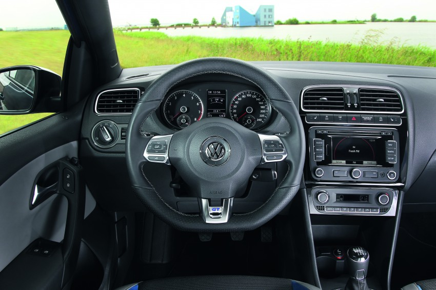 Volkswagen Polo BlueGT combines eco with sport Image #115667