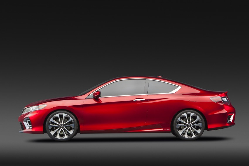Honda Accord Coupe Concept previews ninth-gen Accord Image #83418