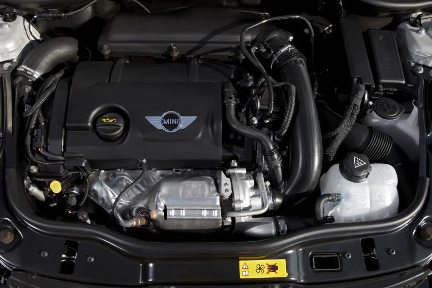 MINI Roadster – production drop top MINI Coupe unveiled! Image #74865