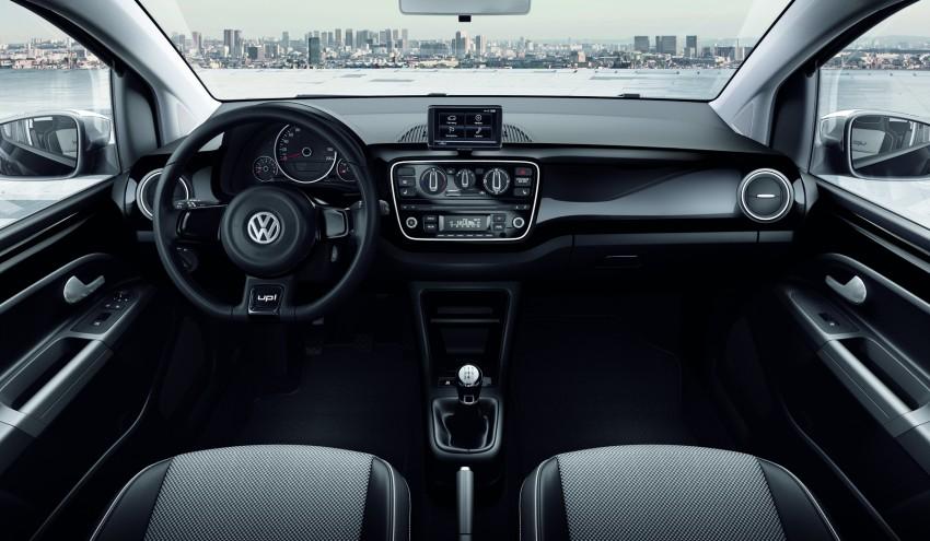 Volkswagen up! – production car debut at Frankfurt 2011 Image #69824