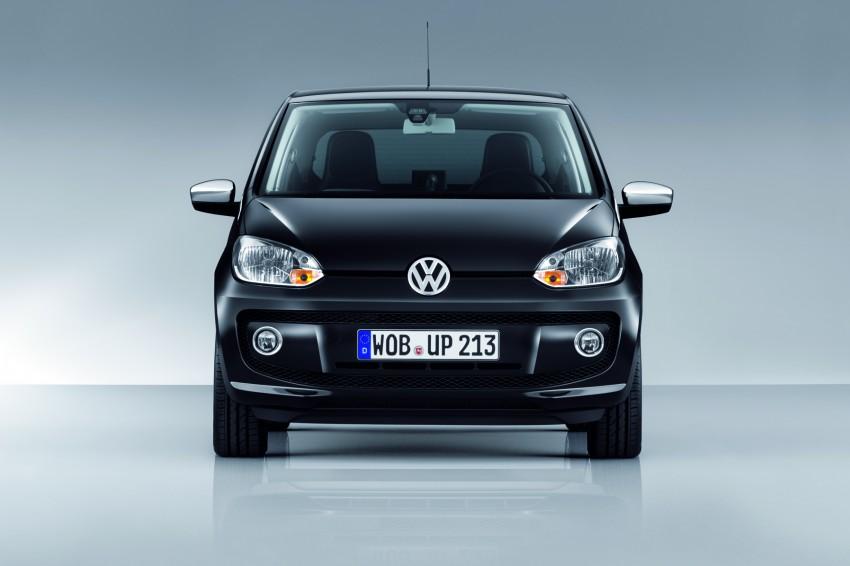 Volkswagen up! – production car debut at Frankfurt 2011 Image #69826