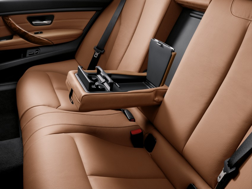 Long wheelbase BMW 3-Series – made in China for China Image #99528