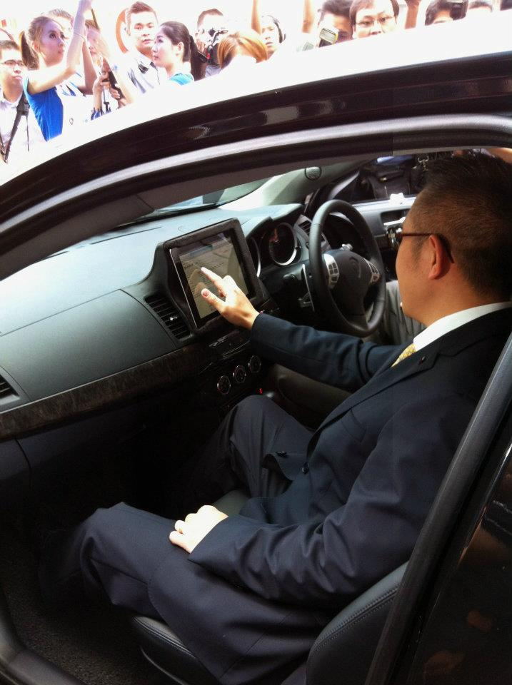 Yes 4G Proton Inspira unveiled at Bukit Bintang – and you can win it and other prizes in an online contest! Image #89103