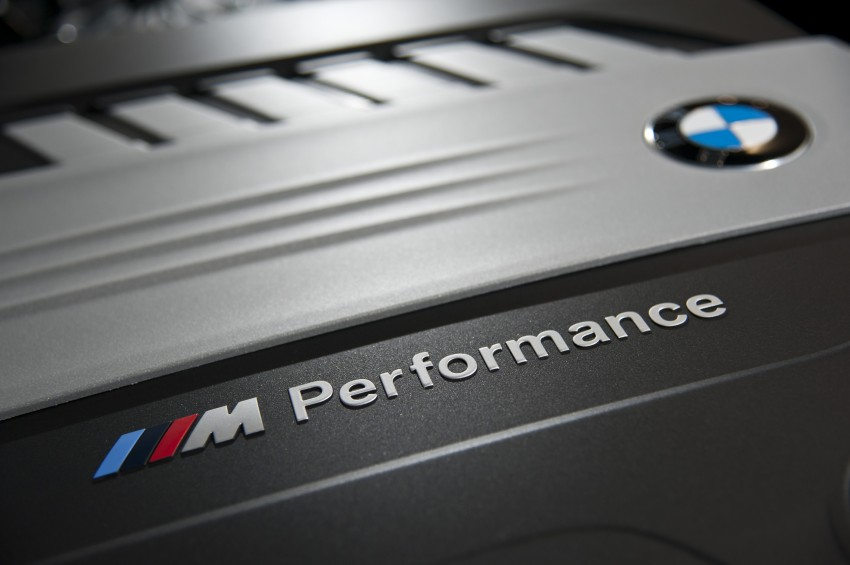BMW M Performance Automobiles: tri-turbo diesel trio F10 BMW M550xd, BMW X5 M50d and BMW X6 M50d! Image #90214