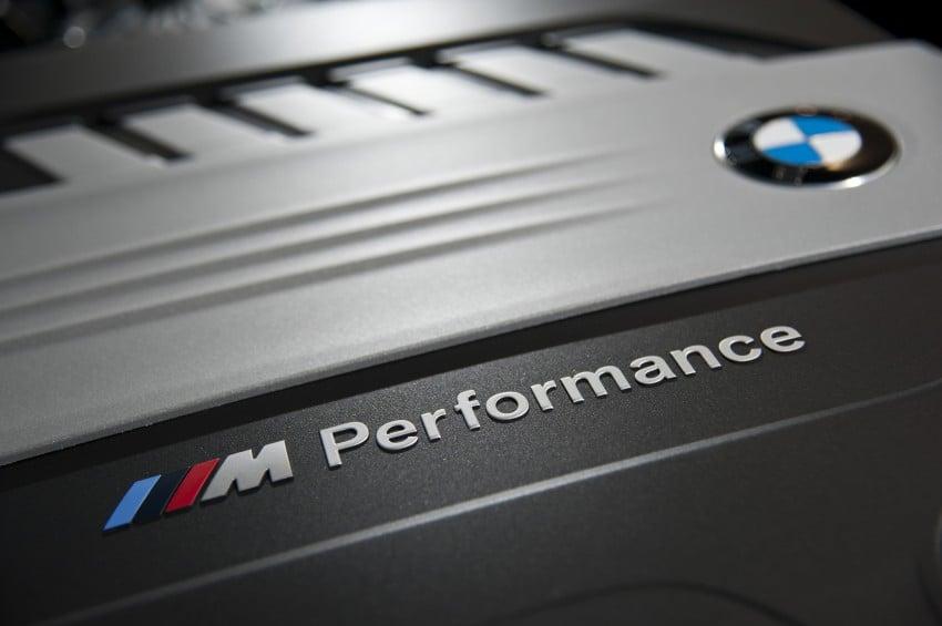 BMW M Performance Automobiles: tri-turbo diesel trio F10 BMW M550xd, BMW X5 M50d and BMW X6 M50d! Image #90214