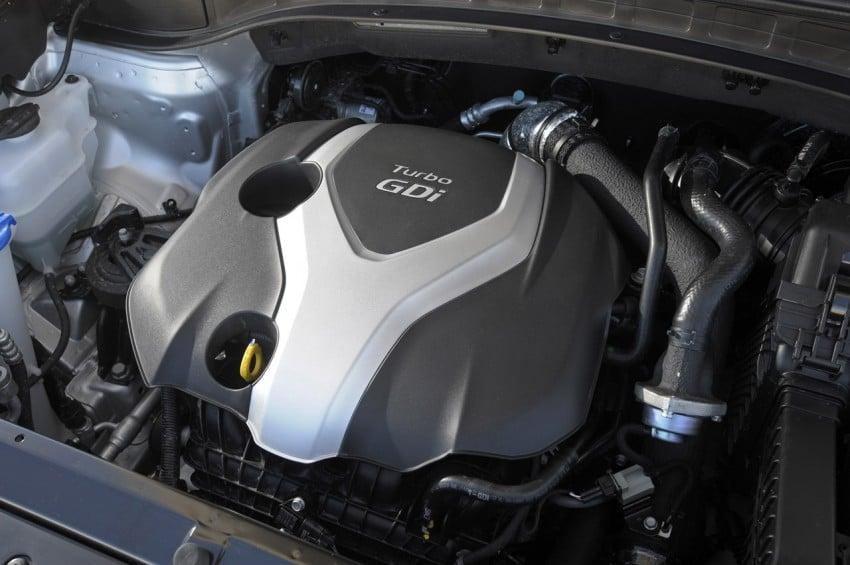 Hyundai Santa Fe – two wheelbase options for third-gen Image #99405
