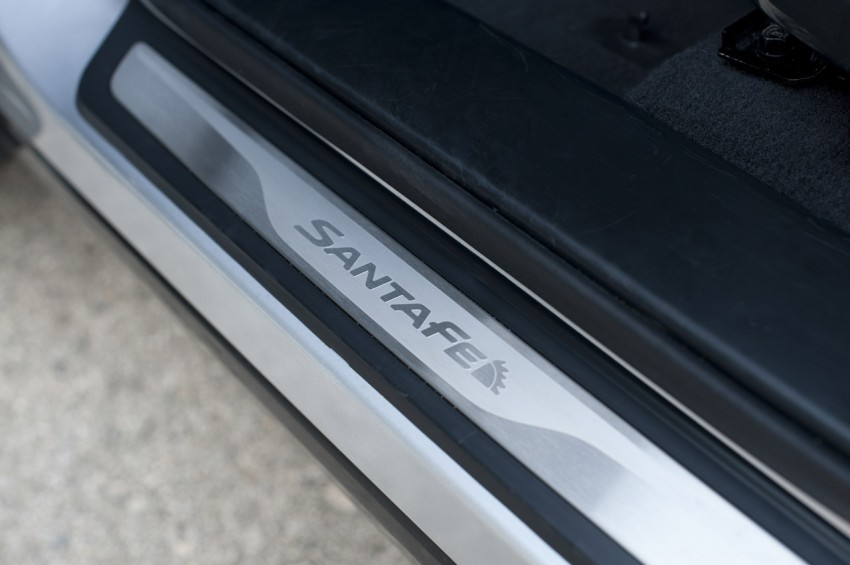 Hyundai Santa Fe – two wheelbase options for third-gen Image #99406