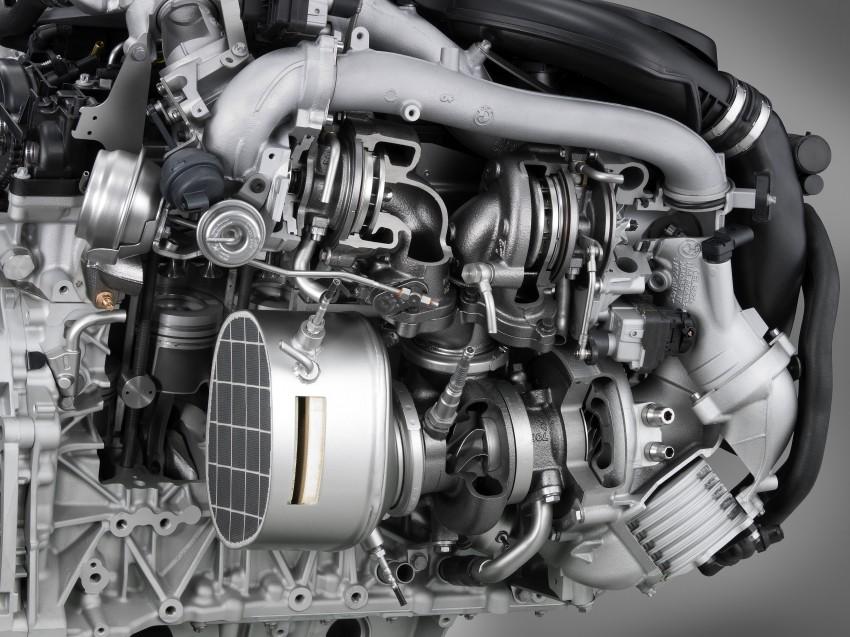 BMW M Performance Automobiles: tri-turbo diesel trio F10 BMW M550xd, BMW X5 M50d and BMW X6 M50d! Image #95807
