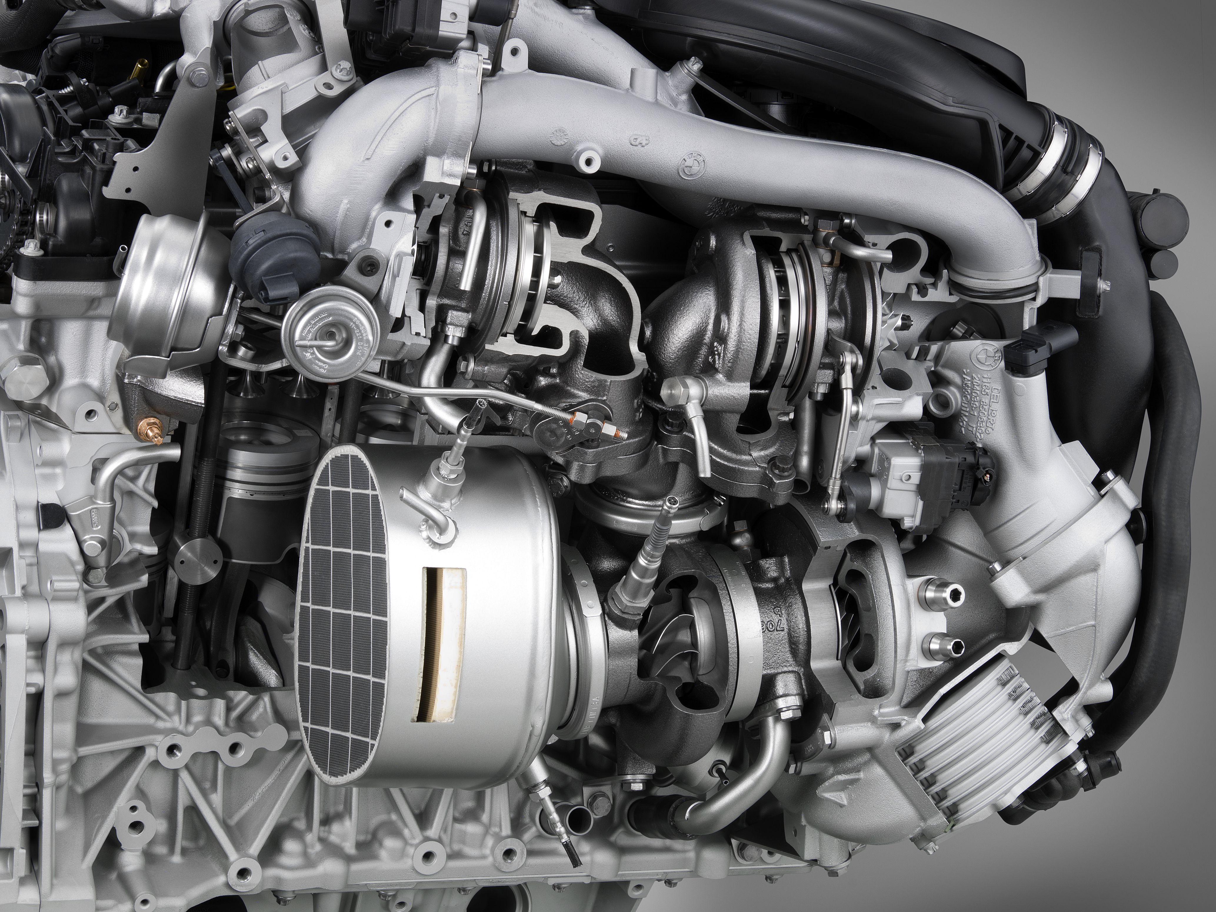 Bmw M Performance Automobiles Tri Turbo Diesel Trio F10