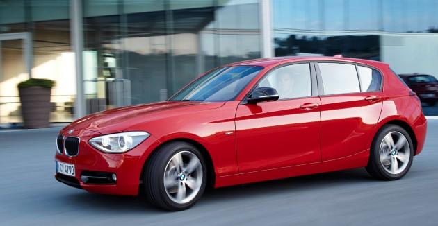 01 BMW 114d