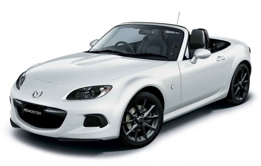 Mazda MX-5 upgraded and now being sold in Japan Image #116341
