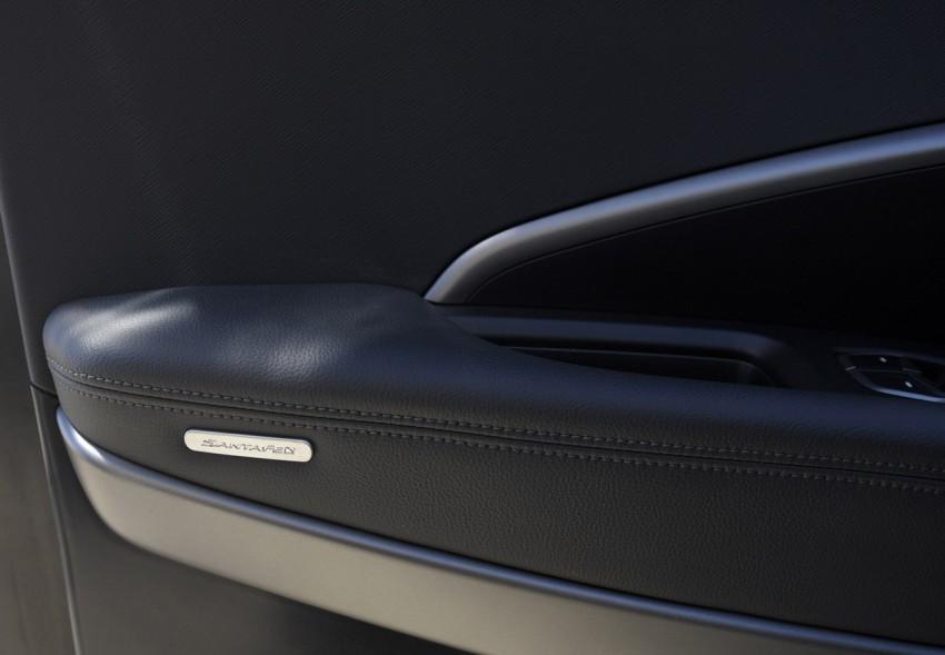 Hyundai Santa Fe – two wheelbase options for third-gen Image #99407