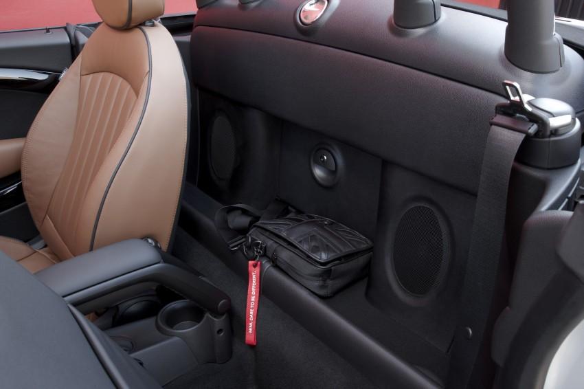 MINI Roadster – production drop top MINI Coupe unveiled! Image #74871