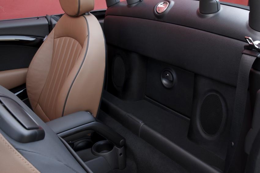 MINI Roadster – production drop top MINI Coupe unveiled! Image #74872