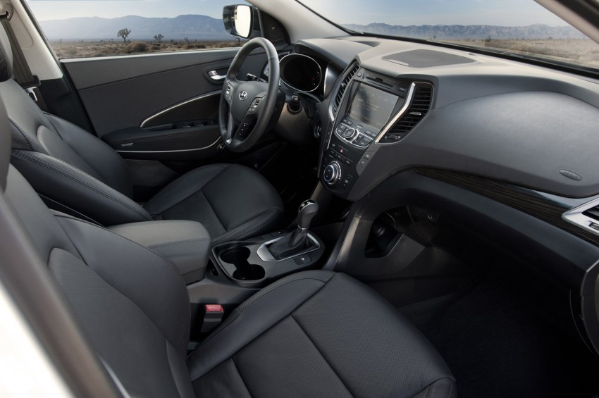 MY13 Hyundai Santa Fe