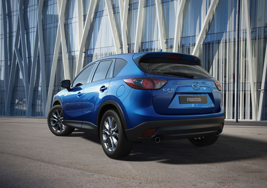 Mazda CX-5 arriving soon in Malaysia? The ads hint at it! Image #87922