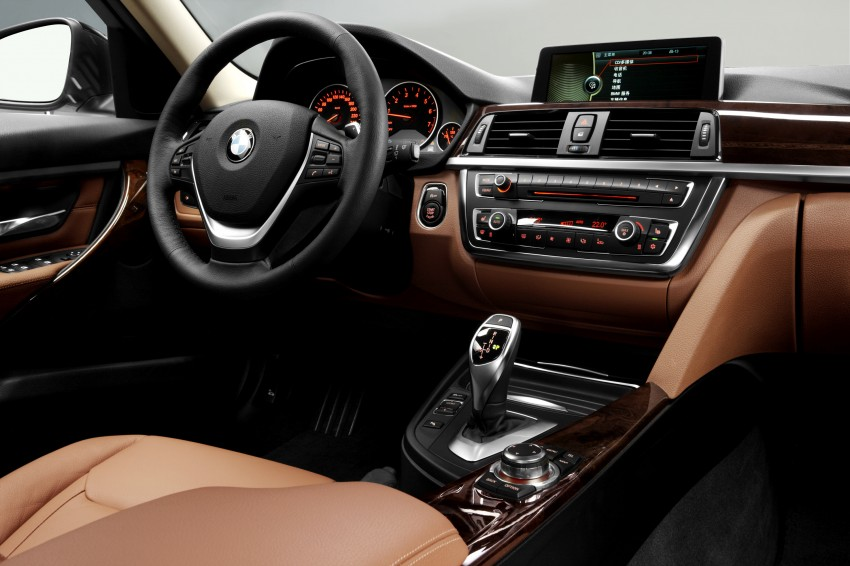 Long wheelbase BMW 3-Series – made in China for China Image #99555