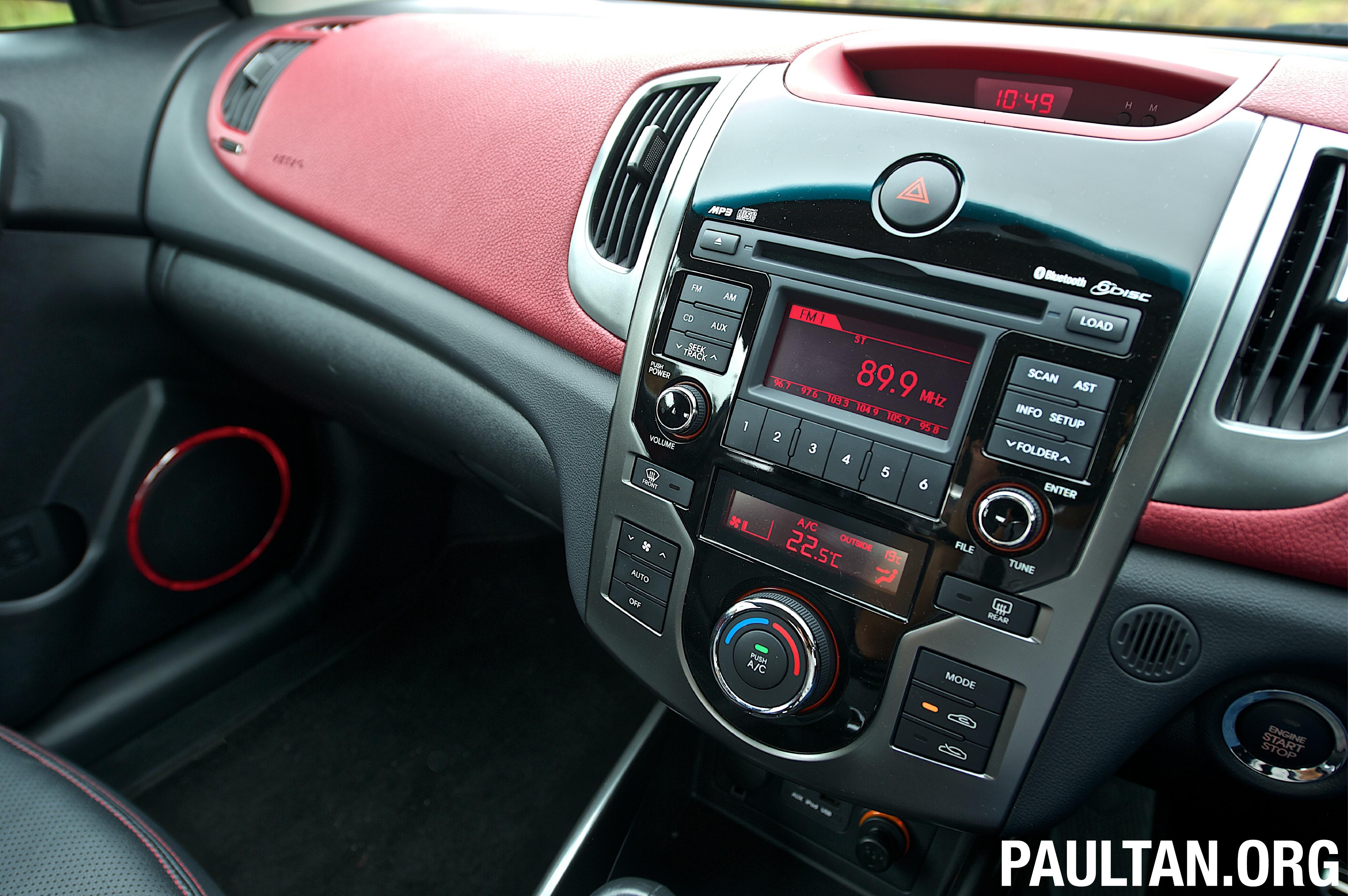 Kia Forte Koup Full Test Drive Review Paul Tan Image 91489