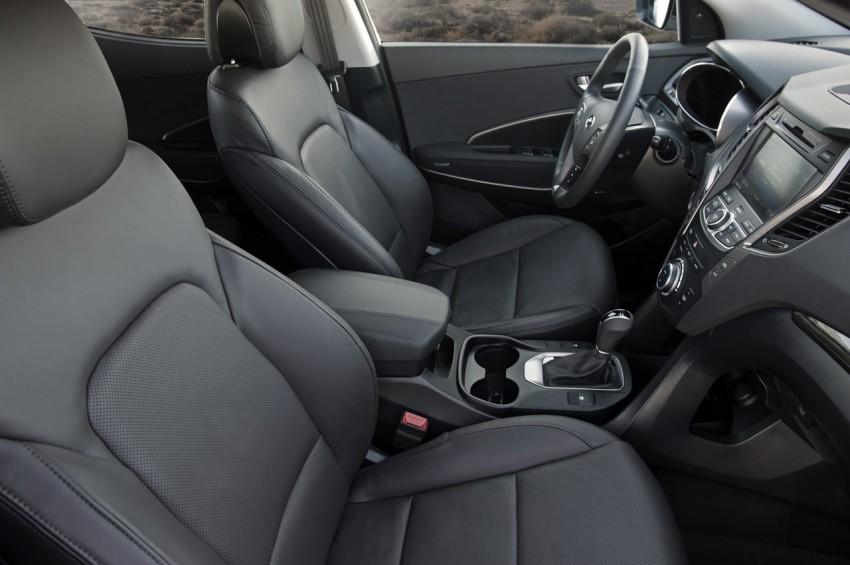 Hyundai Santa Fe – two wheelbase options for third-gen Image #99410
