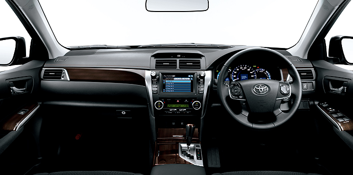New generation Toyota Camry Hybrid launched in Japan! Image #67179