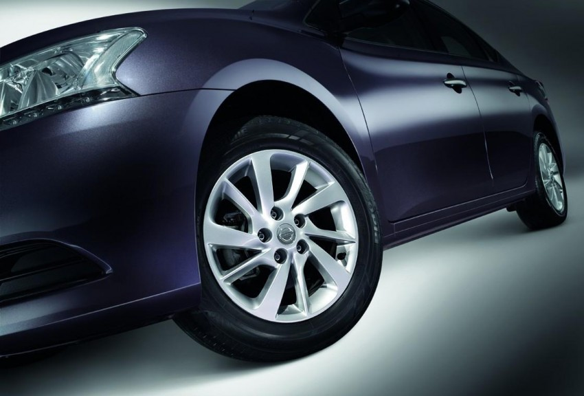 Nissan Sylphy launched in Thailand – new model gets improved 1.6, new 1.8, CVT; from 746,000 baht Image #127967