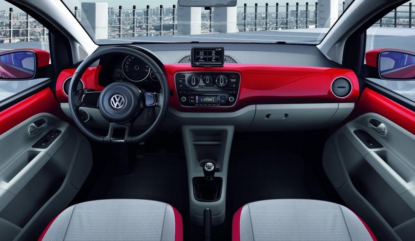 Volkswagen up! – production car debut at Frankfurt 2011 Image #69836