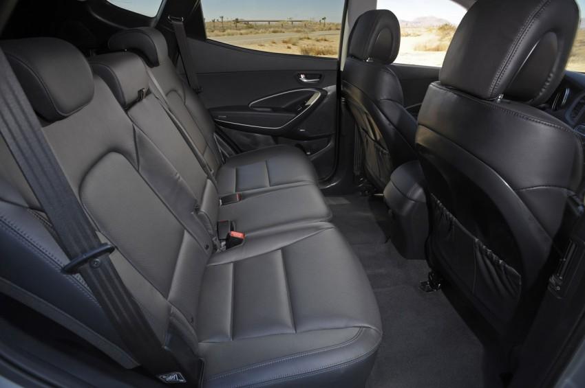 Hyundai Santa Fe – two wheelbase options for third-gen Image #99411