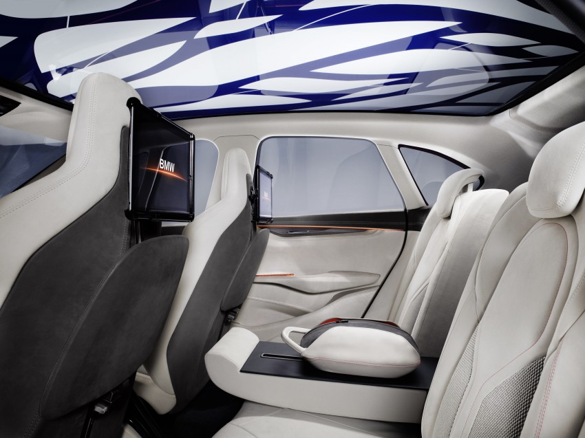 BMW Concept Active Tourer: Munich's B-Class competitor is front wheel drive! Image #131374
