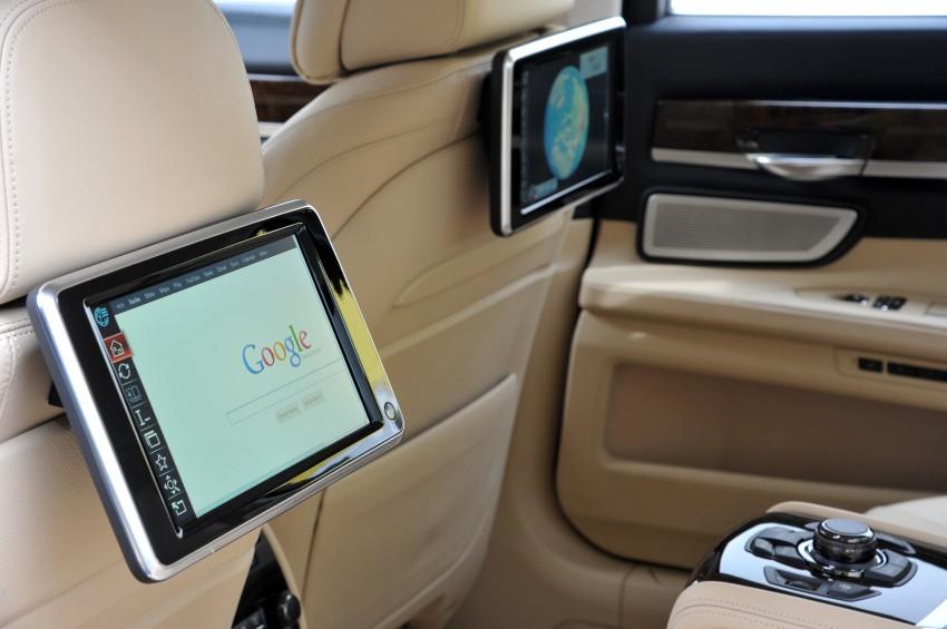 GALLERY: F01/F02 BMW 7-Series LCI International Media Drive – BMW 750Li long wheelbase Image #119844