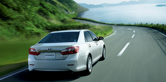 New generation Toyota Camry Hybrid launched in Japan! Image #67180