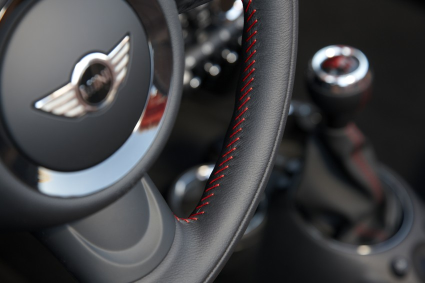 MINI Roadster – production drop top MINI Coupe unveiled! Image #74877