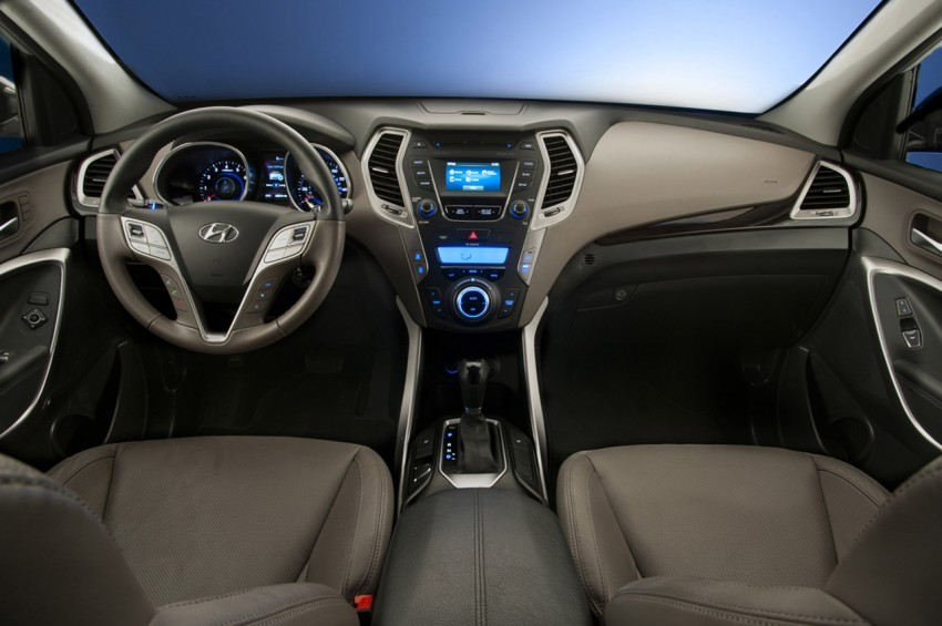 Hyundai Santa Fe – two wheelbase options for third-gen Image #99412