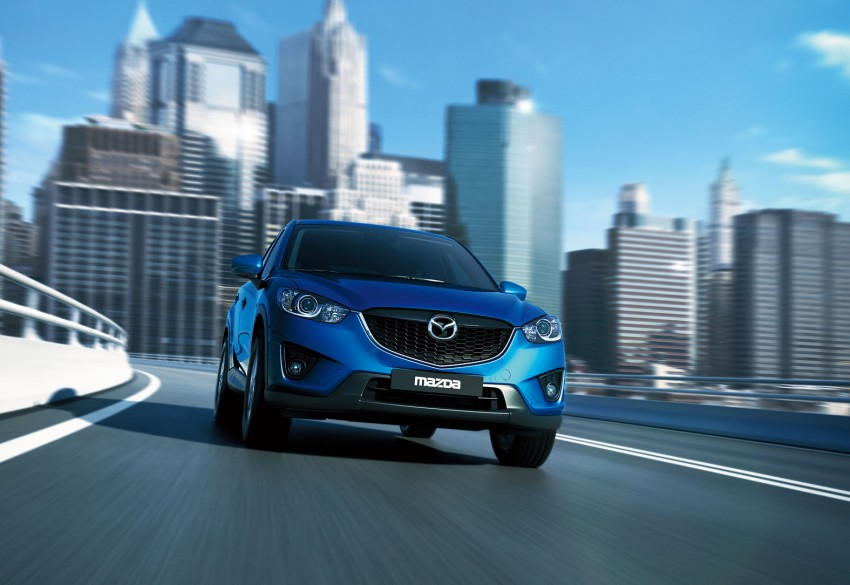 Mazda CX-5 arriving soon in Malaysia? The ads hint at it! Image #87925