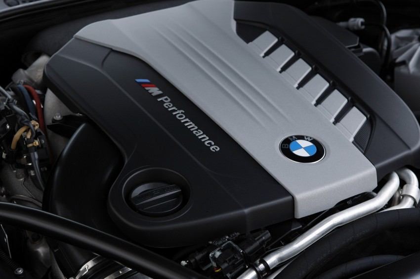 BMW M Performance Automobiles: tri-turbo diesel trio F10 BMW M550xd, BMW X5 M50d and BMW X6 M50d! Image #90223