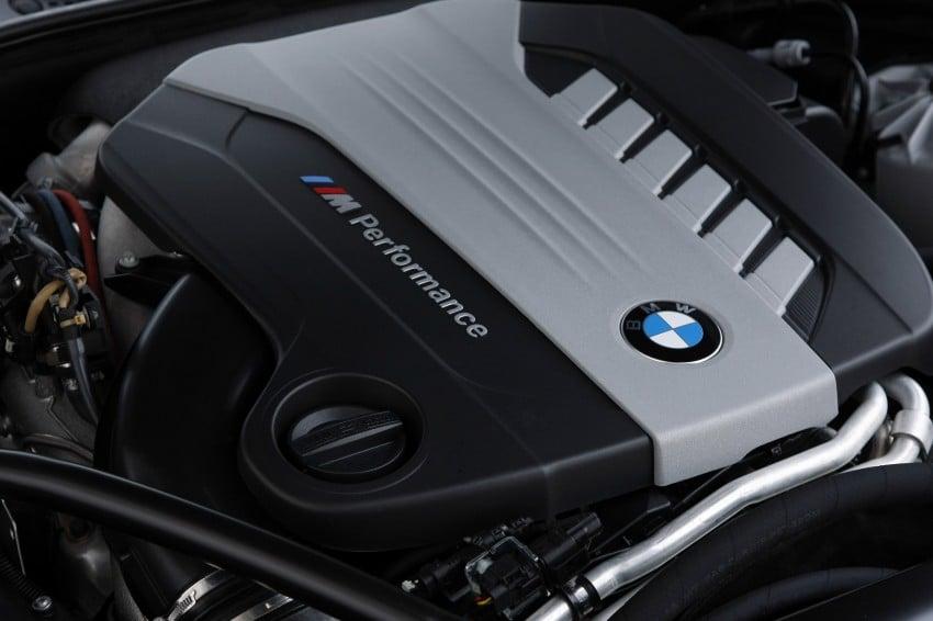 BMW M Performance Automobiles: tri-turbo diesel trio F10 BMW M550xd, BMW X5 M50d and BMW X6 M50d! Image #90223